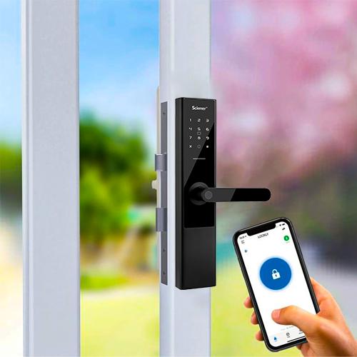 Best smart door lock provider in Dhaka